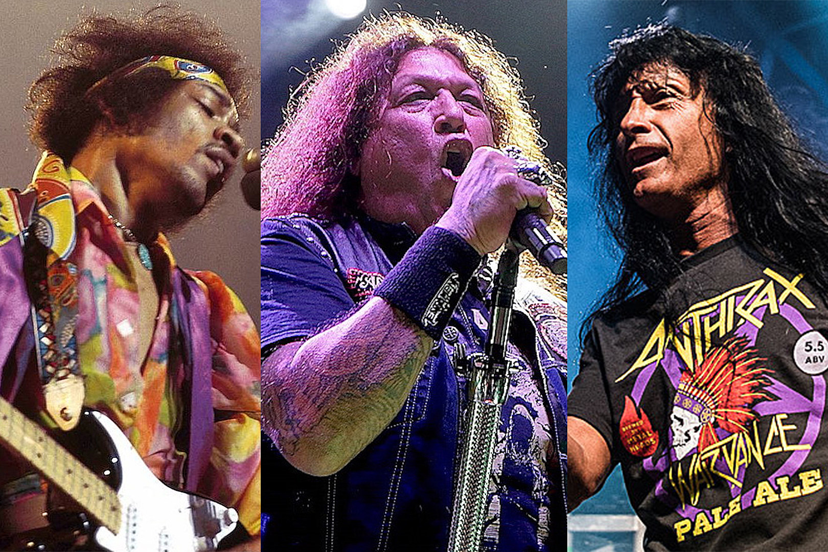 14 Native American Artists In Rock Metal