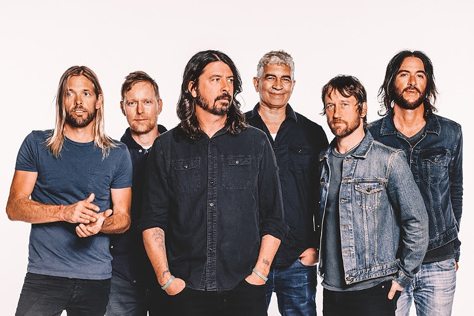 Foo Fighters Officially Cancel 'The Van Tour'