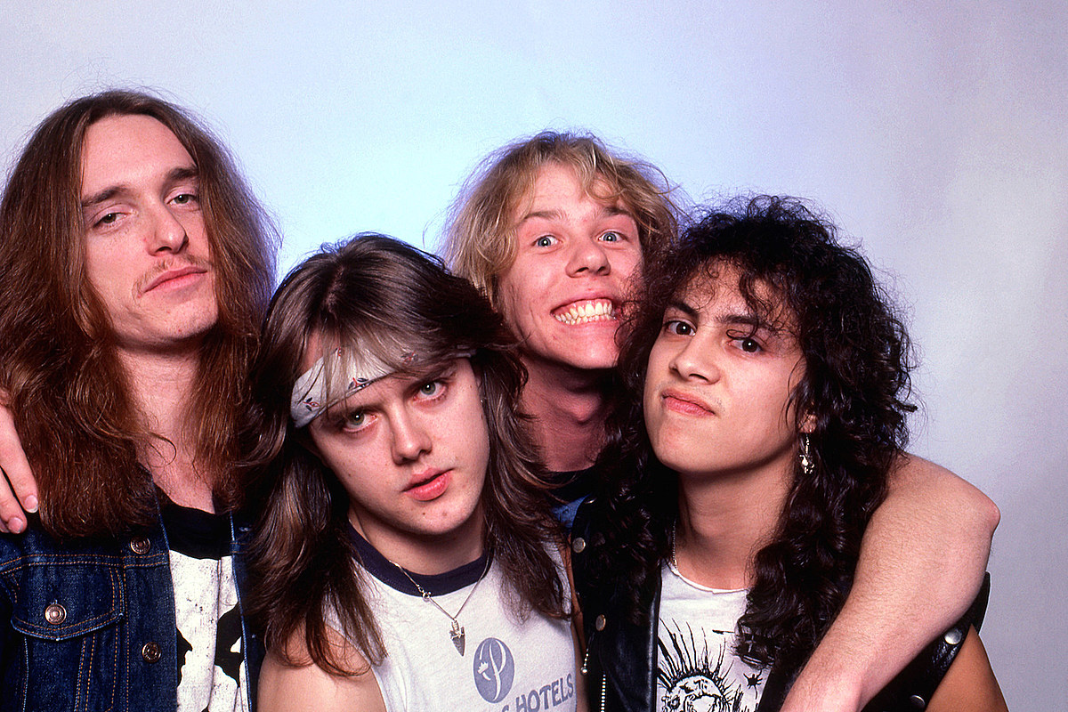 Metallica 1 Metallica 'Ride the Lightning' Test Pressing Sells for $5,000