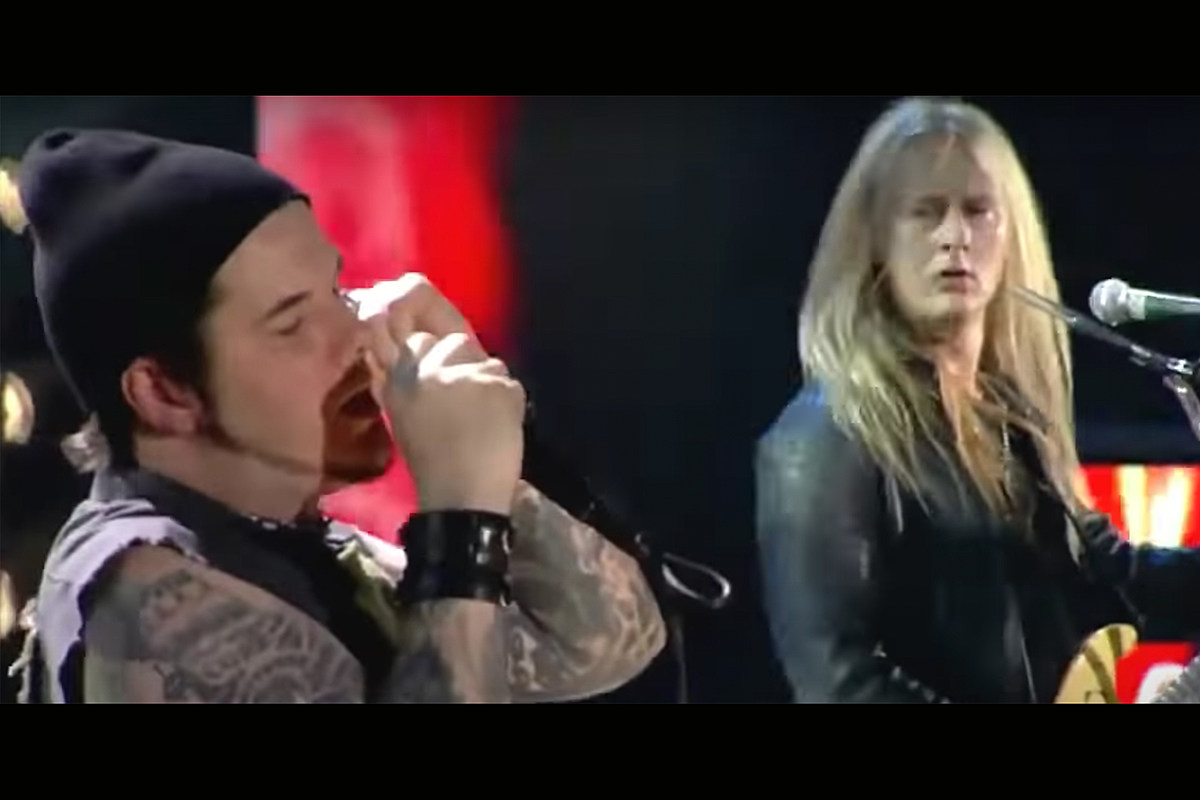 That Time Philip Anselmo Sang for Alice in Chains