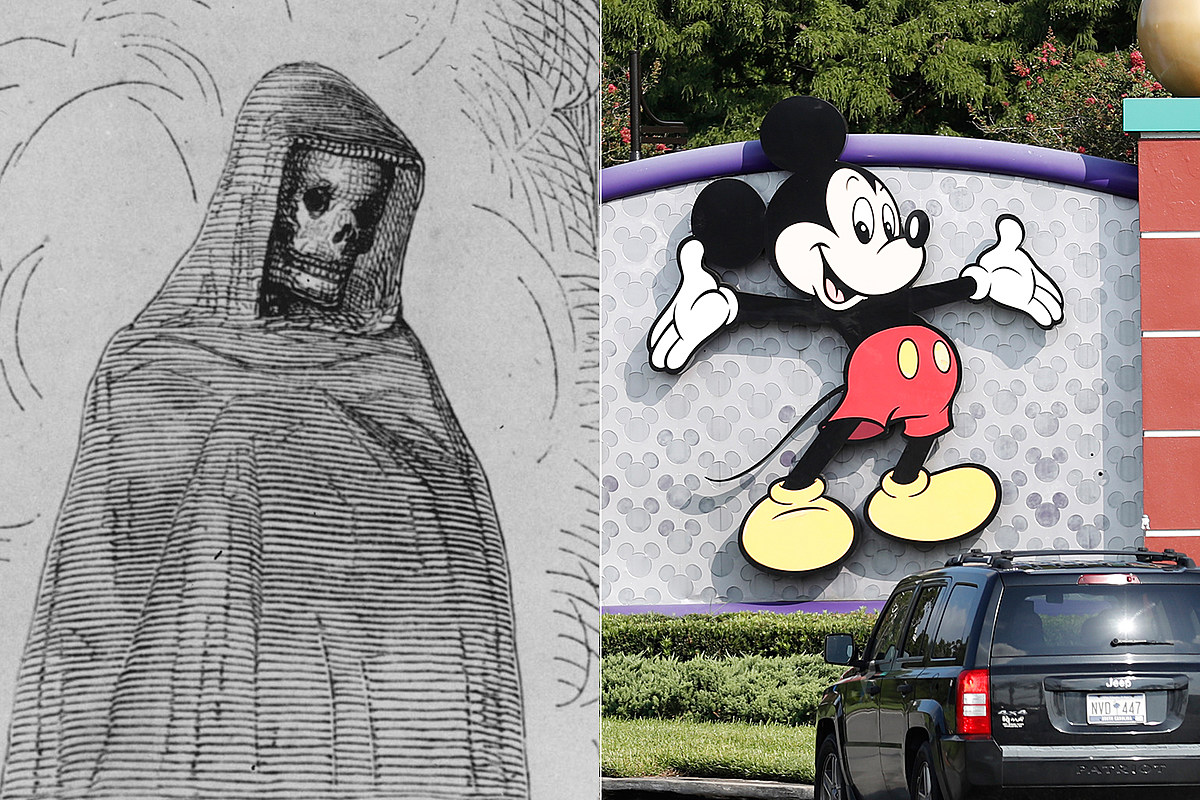 Someone Set Disney's Reopening Video to 'Don't Fear the Reaper'
