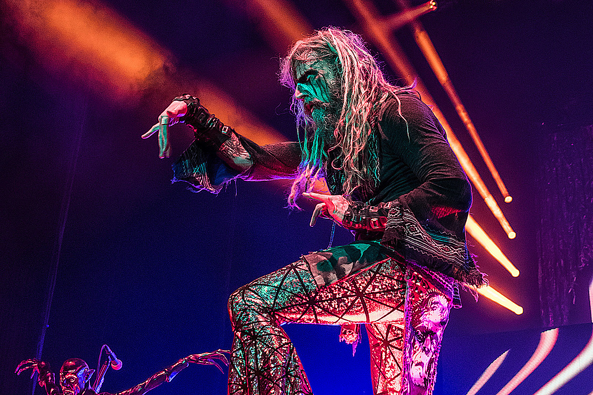 Rob Zombie 05 Rob Zombie Debuts Freaky New Song 'The Triumph of King Freak'