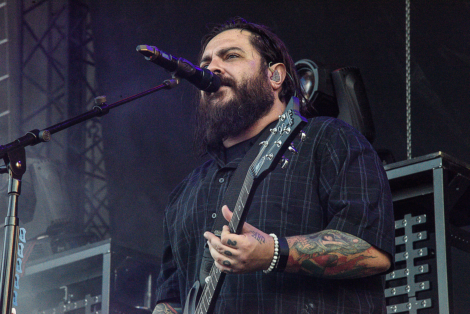 Shaun Morgan Doesn't Want to Return to Pre-COVID Tour Cycle