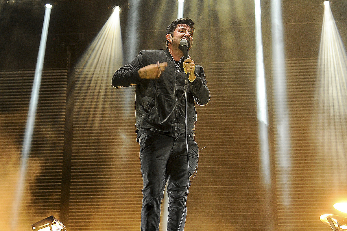 defones vocalist chino moreno performs at aftershock 2018 Deftones Appear to Be Teasing Album Release With Website Blackout