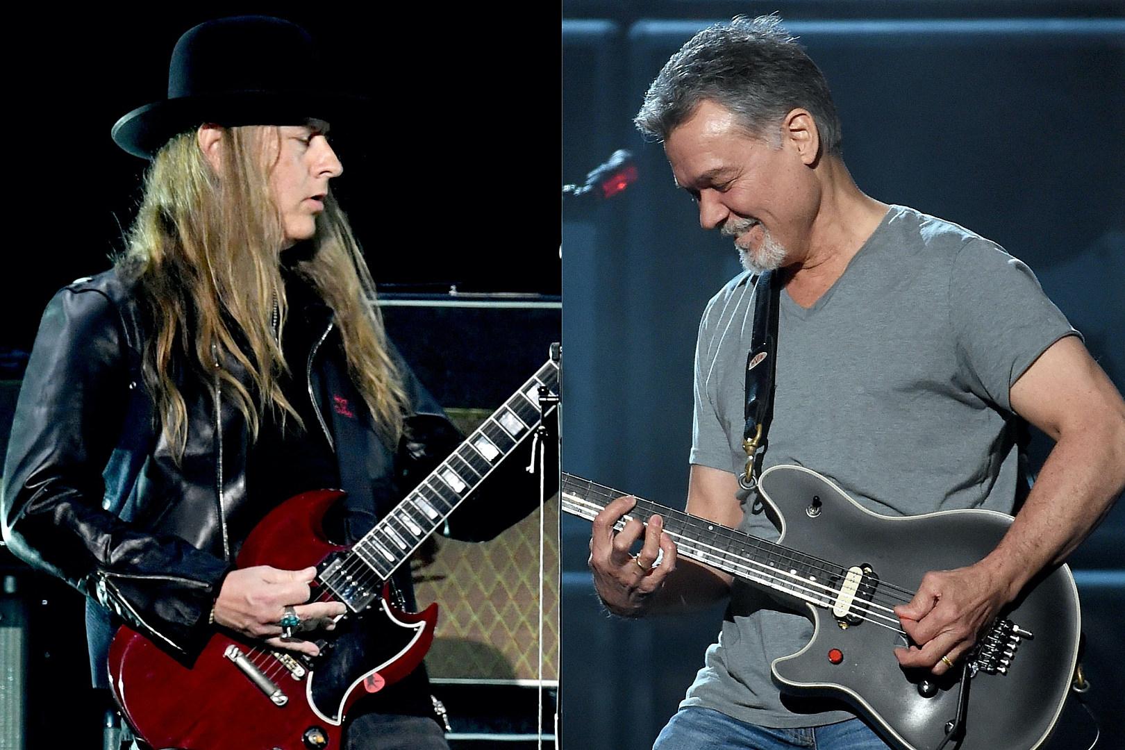 David Lee Roth Eddie Van Halen Is Not Doing Well