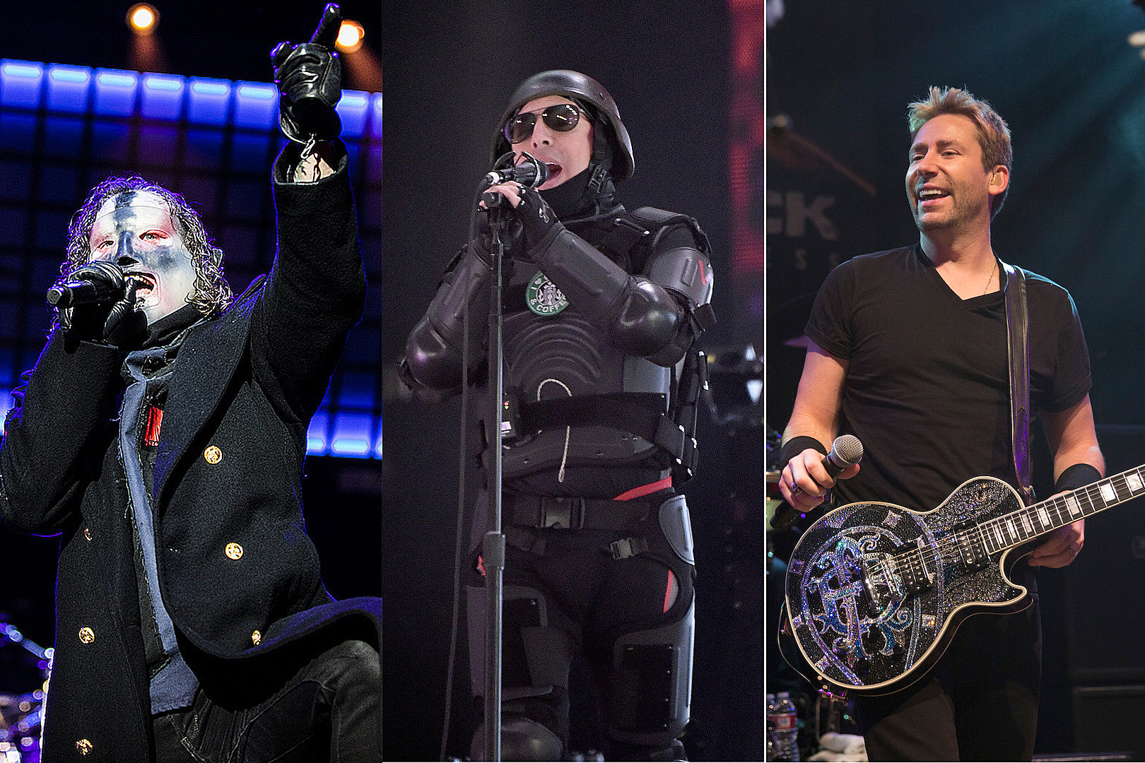 Slipknot, Tool, Nickelback + More Received Pandemic Assistance