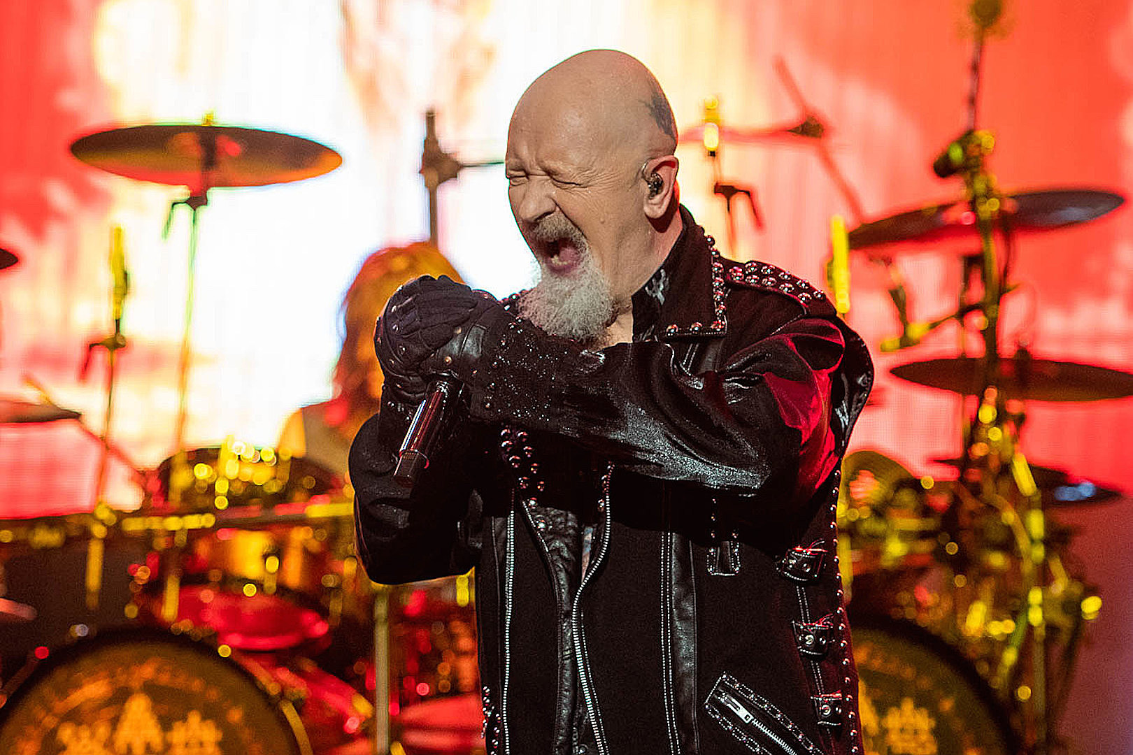 Rob Halford Asks Metalheads to 'Step Up' + Get COVID-19 Vaccine