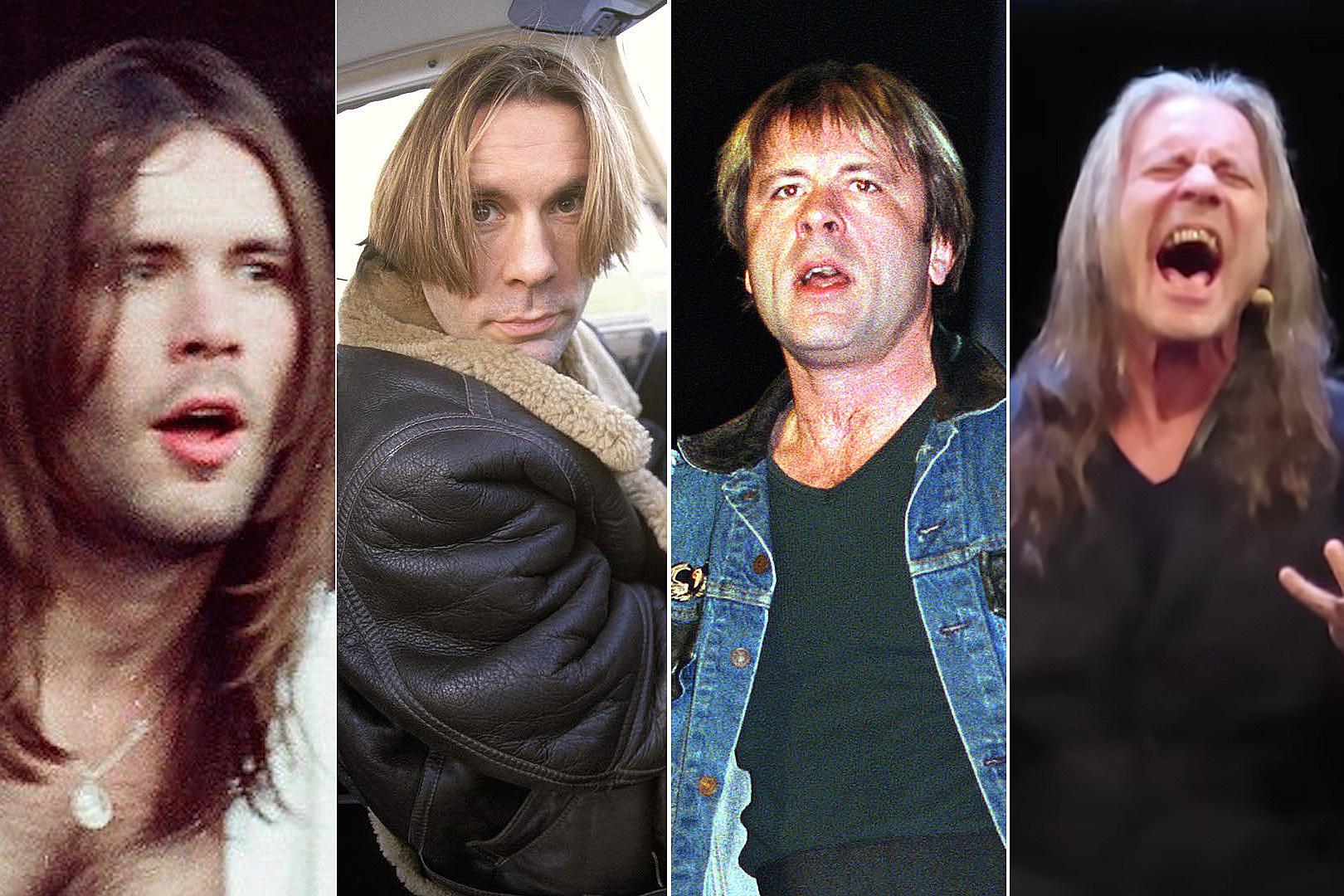 See Photos of Iron Maiden's Bruce Dickinson Through the Years