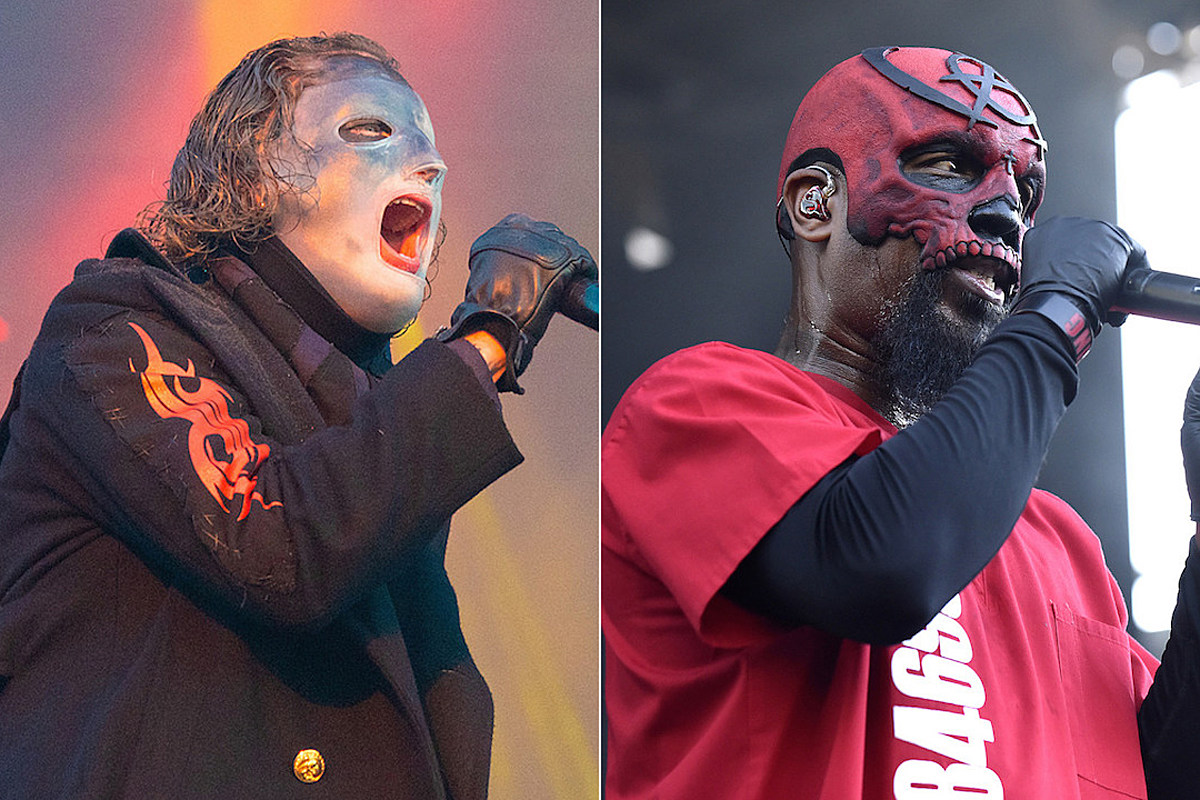 CoreyTech Corey Taylor Returns the Favor + Guests on New Tech N9ne Song
