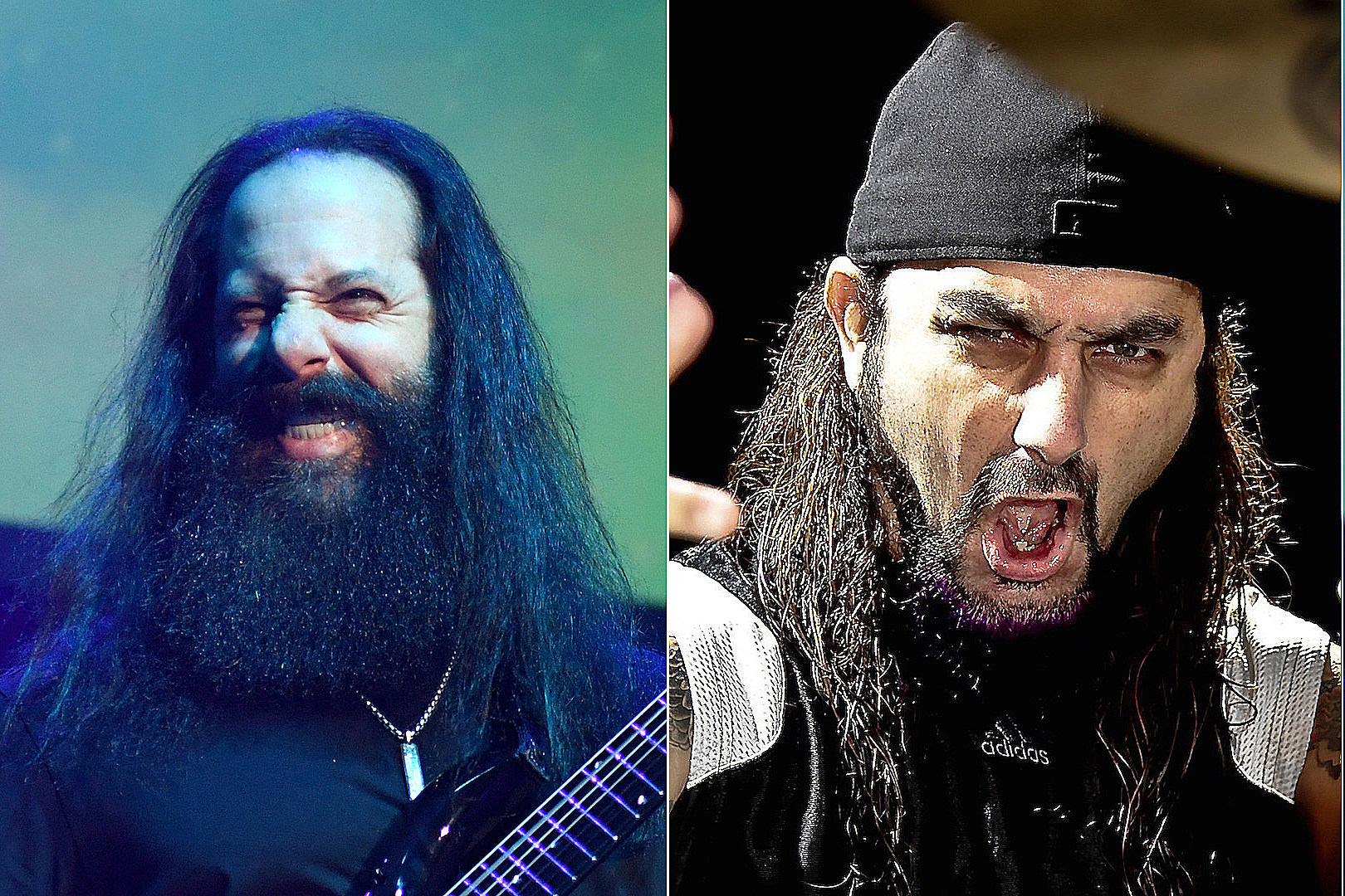 Petrucci + Portnoy Debut First New Music Together in 11 Years
