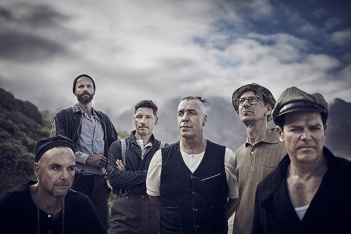 Rammstein: 'Мы записали пластинку, которую не планировали'
