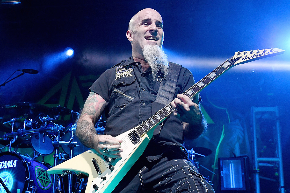 Scott Ian Wants Concert Ticket Law for Bands Who Use Backing Tracks