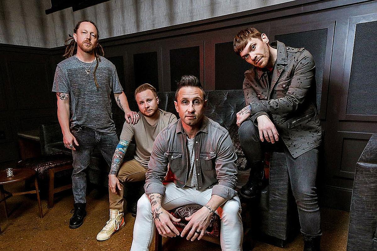 Shinedown1 Shinedown Score 16th No. 1 on Billboard Mainstream Rock Chart