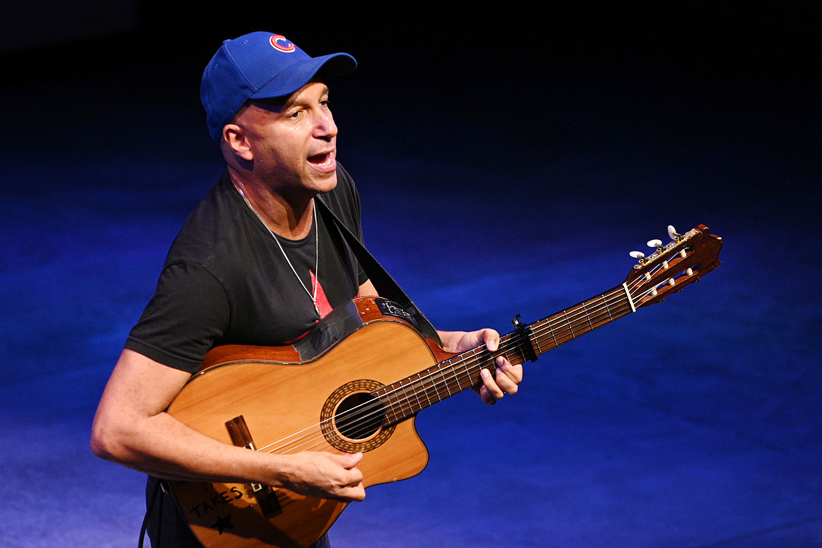 Tom Morello Sings Powerful Slavery Song 'You Belong to Me'