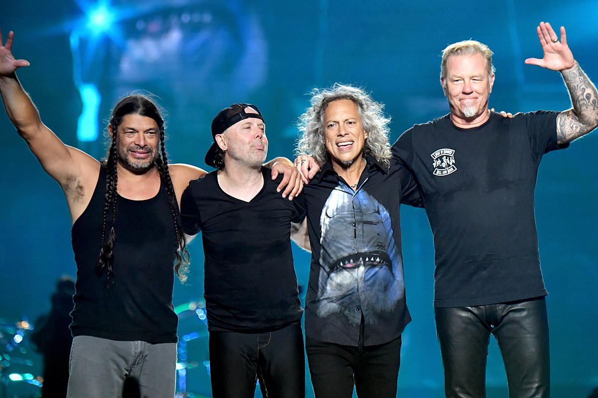 Image Metallica Announce Seven 2022 European Festival Dates