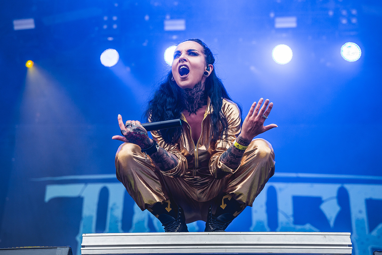 Watch Jinjer Play First Few Shows of Tour Without Drummer