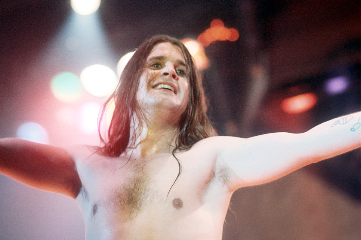 GettyImages 73989297 Ozzy Osbourne Reveals How He Spent His First Royalty Check