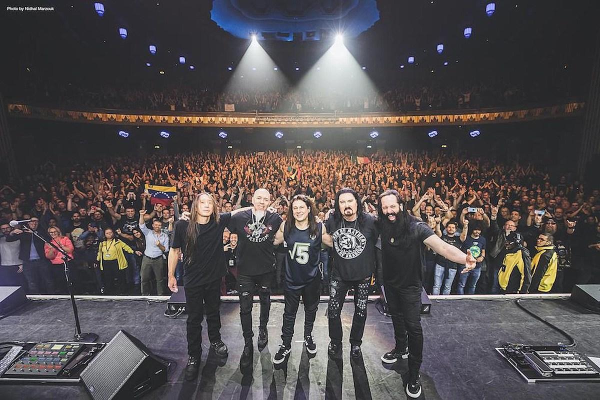 Dream Theater Announce 'Scenes From a Memory' Live Album