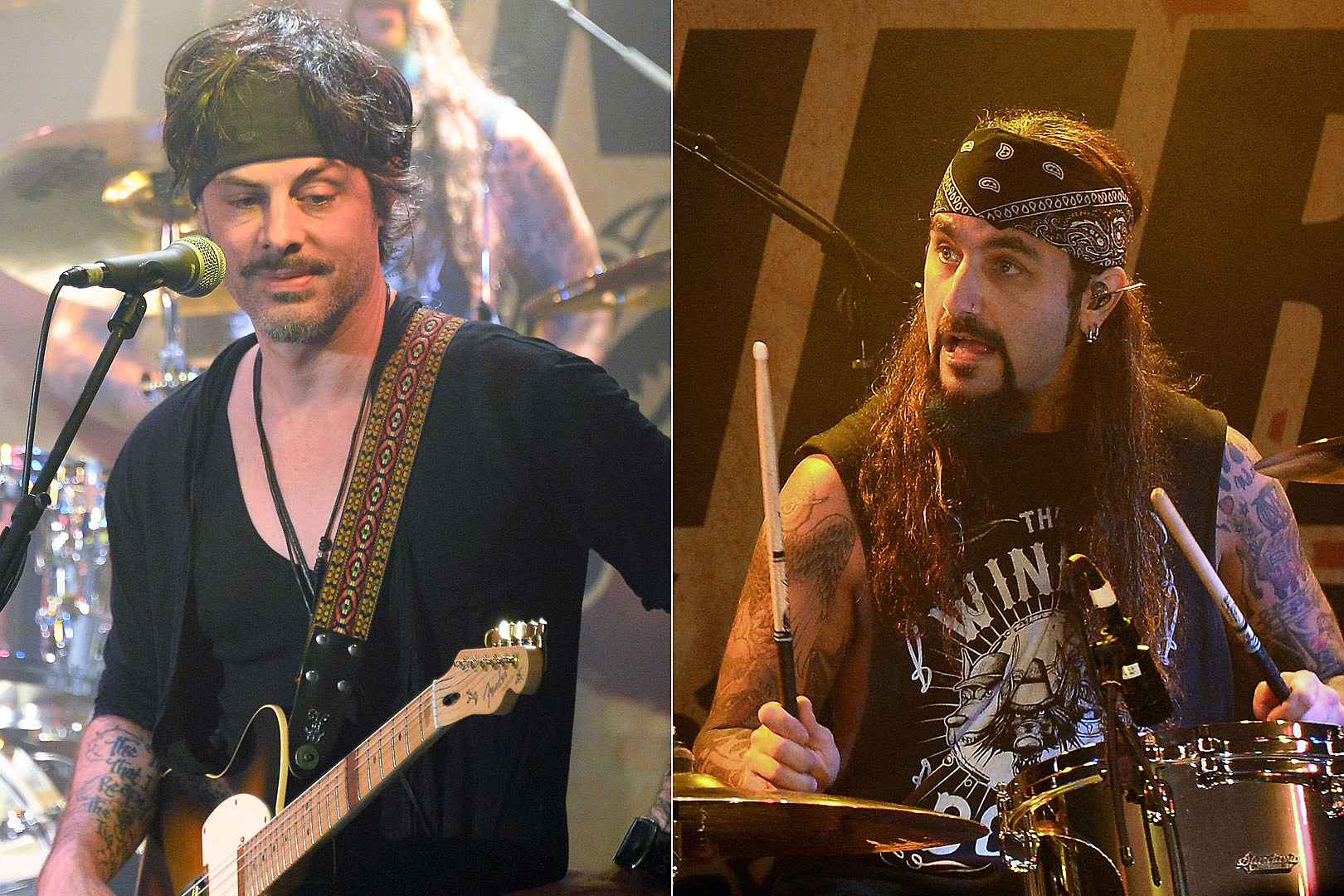 Richie Kotzen Teams With Mike Portnoy on 'Raise the Cain'