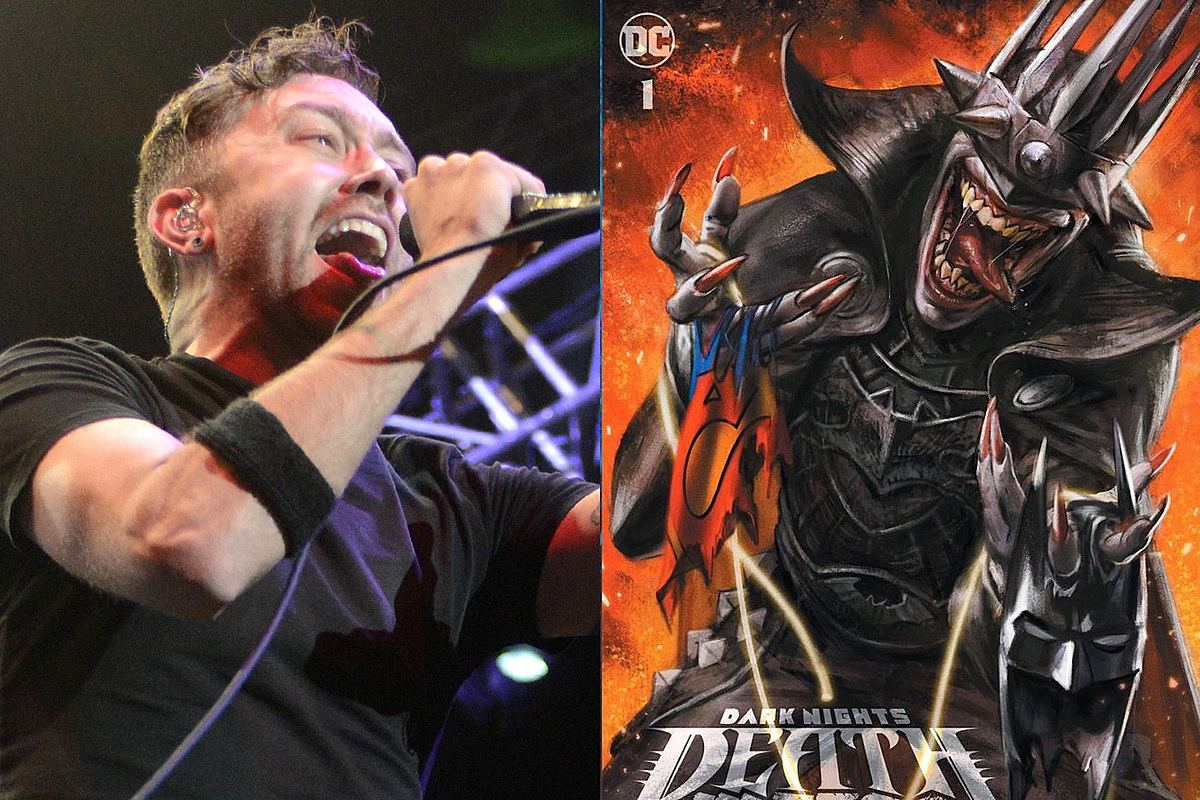Rise Against Dark Nights Rise Against Unleash First New Song in Three Years + Batman Video