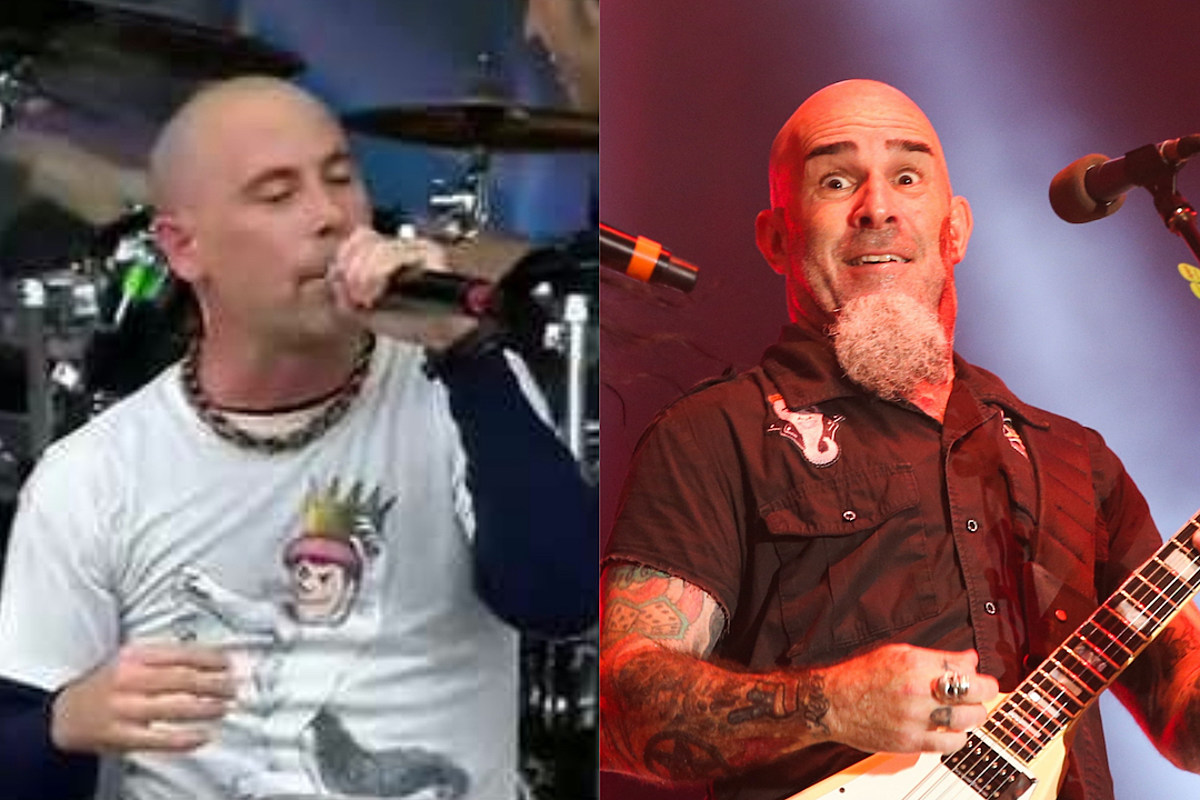 anthrax john bush scott ian Anthrax Show With Band's Former Singers? John Bush Is Open to It