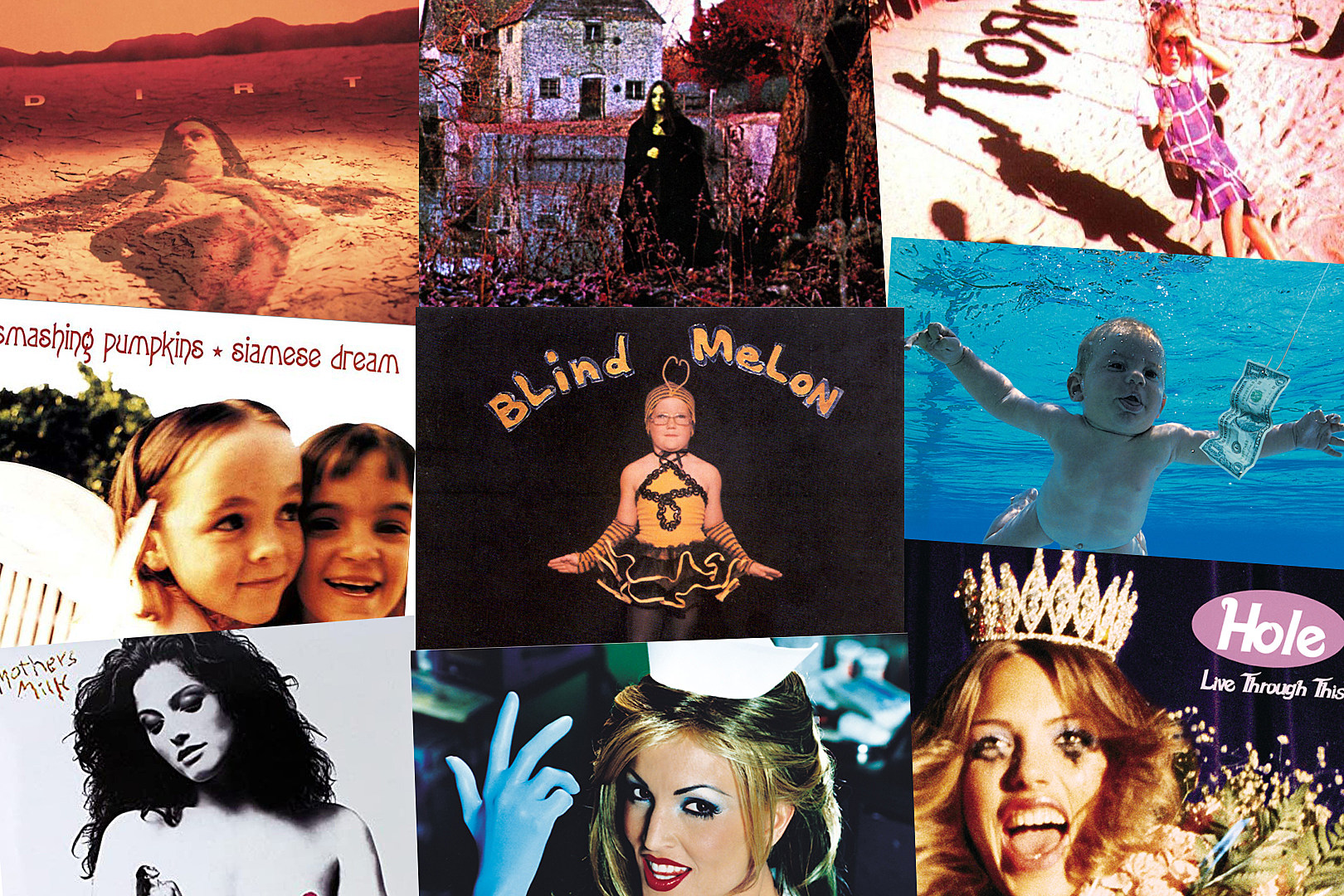 12 Stories Behind The People On Iconic Rock Metal Album Covers