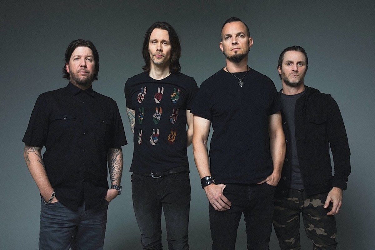 image004 6 Alter Bridge Announce 'Walk the Sky 2.0' EP, Release New Video