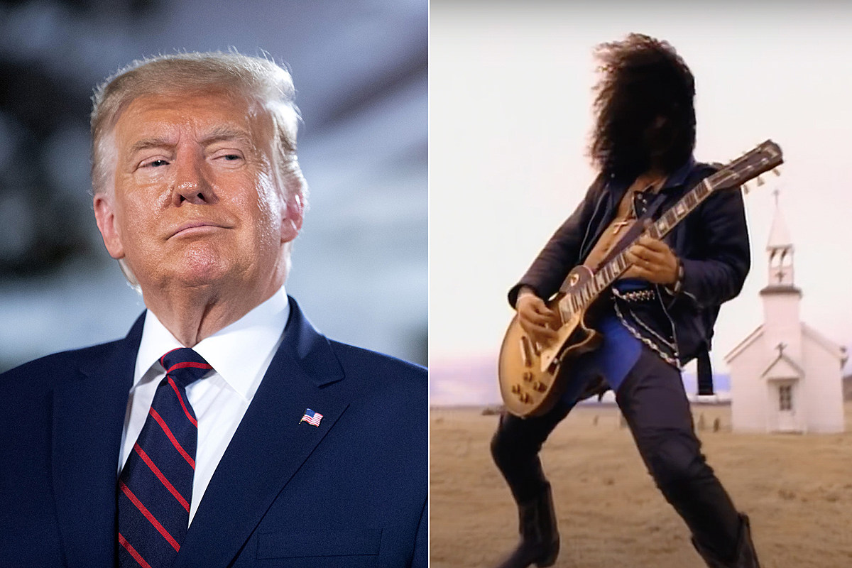 nov Trump: 'November Rain' Is the 'Greatest Music Video of All Time'