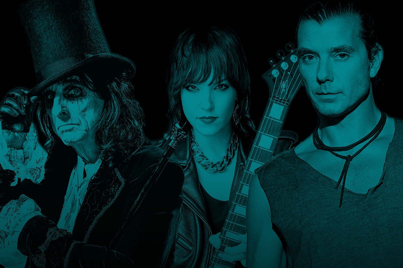 Alice Cooper, Lzzy Hale + More to Host 'Idol' Show for Real Bands