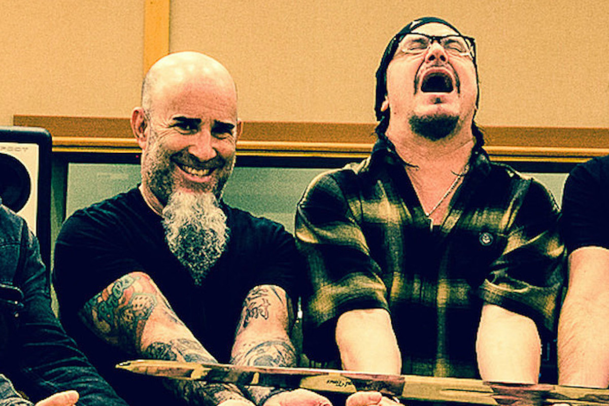 Mike Patton + Scott Ian: People Think Mr. Bungle is Tongue-in-Cheek, Ironic Bulls--t... They're Wrong