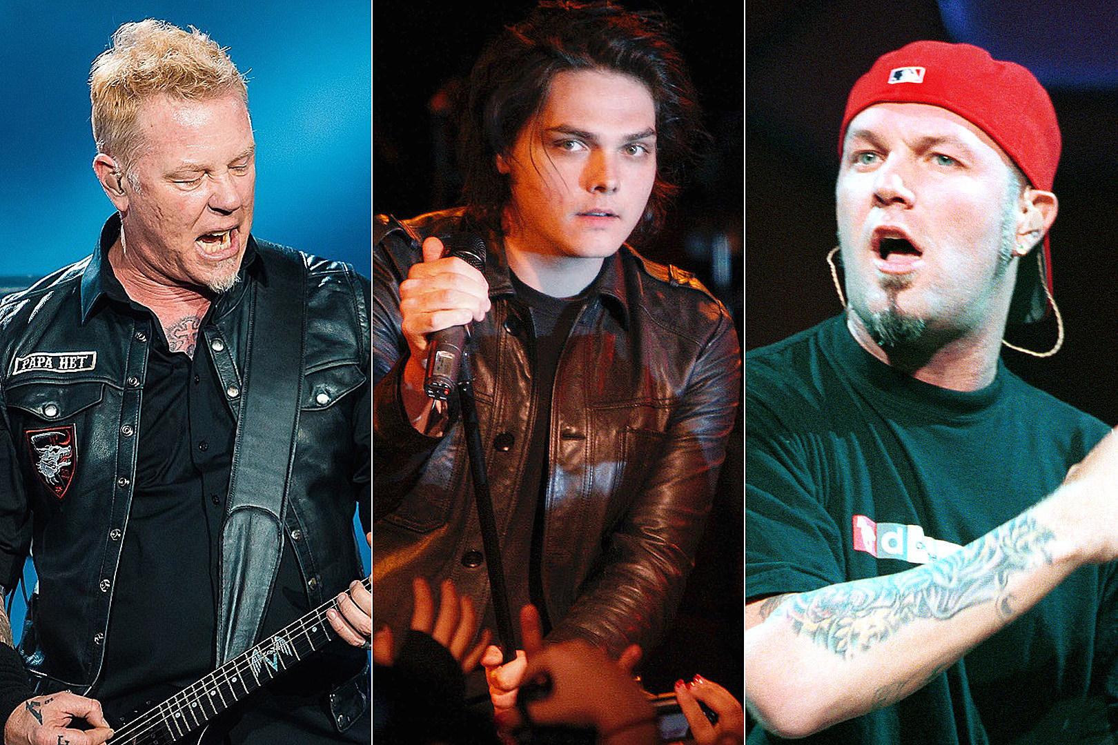 Metallica, My Chem + Limp Bizkit to Headline 2021 Aftershock Fest
