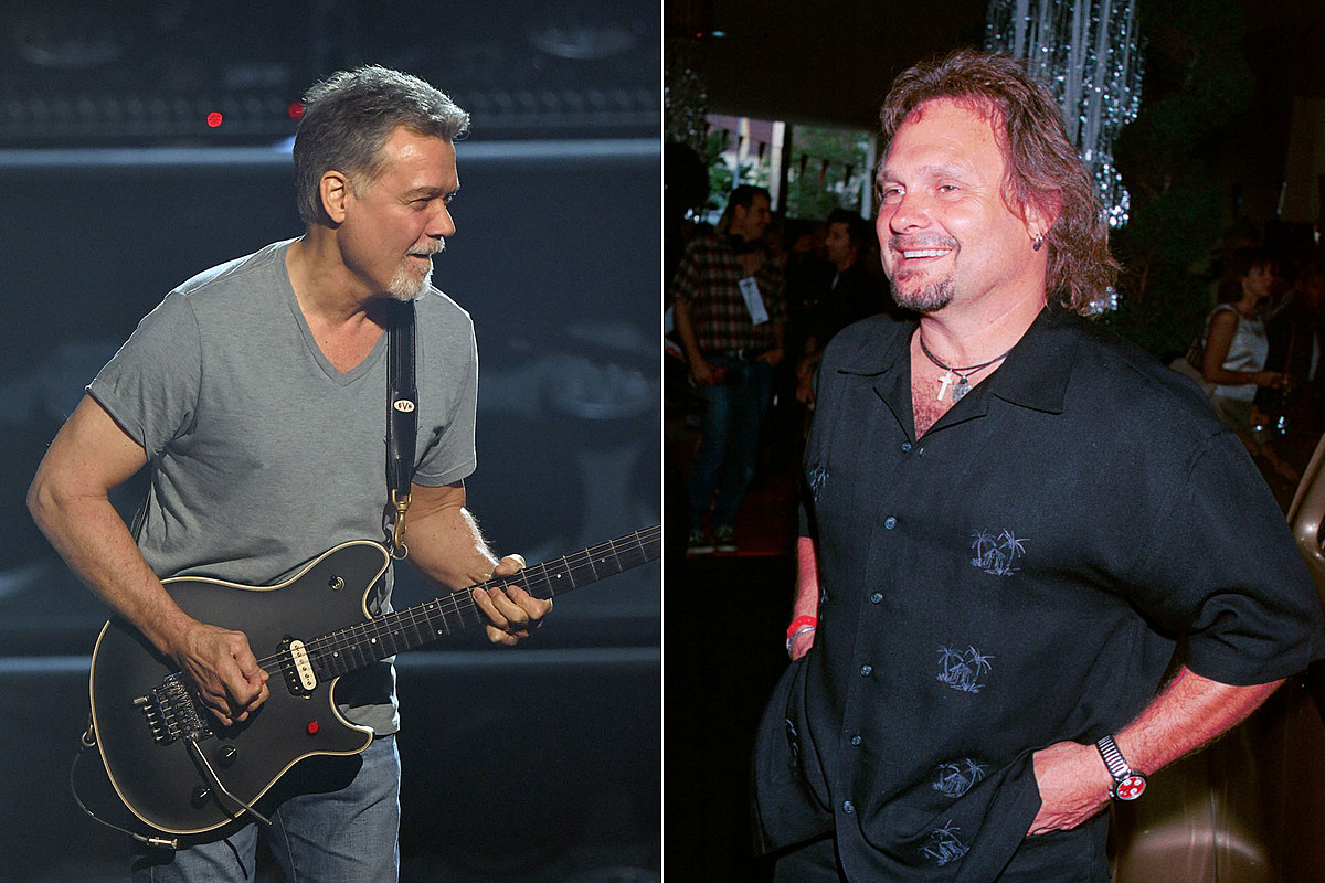 Eddie Van Halen Michael Anthony Manager Confirms Van Halen Intended to Reunite With Bassist