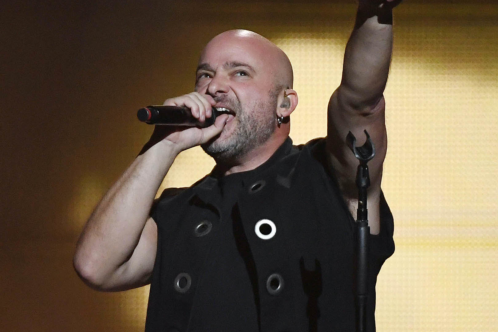 David Draiman: New Disturbed Material Will Be Blisteringly Angry