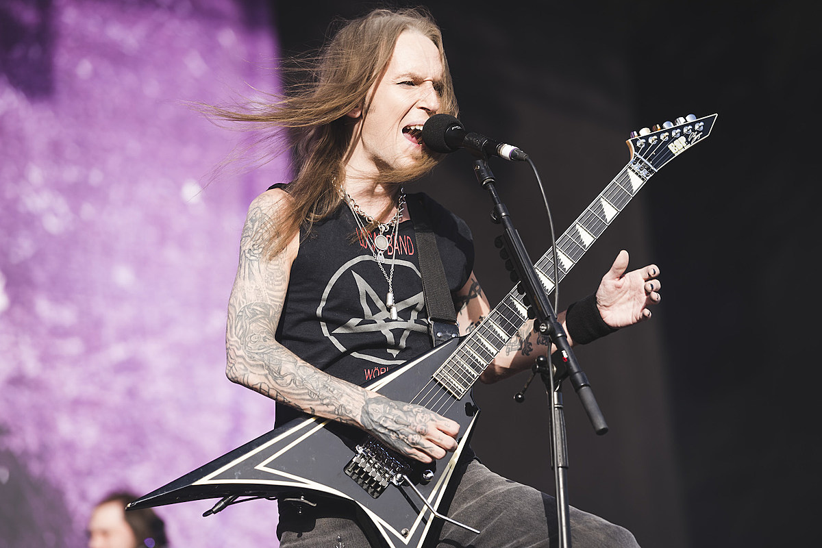 Set List + Video: Alexi Laiho's New Bodom Band Makes Live Debut