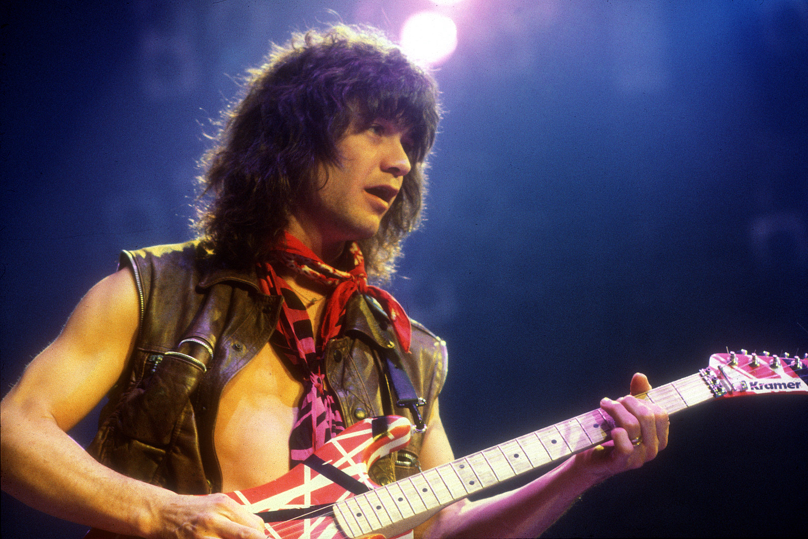 11 Iconic Eddie Van Halen Guitar Moments