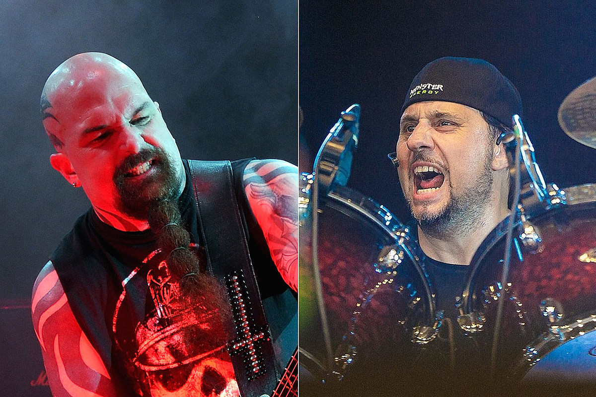 King + Lombardo Planned to Form New Band Before Hanneman Died
