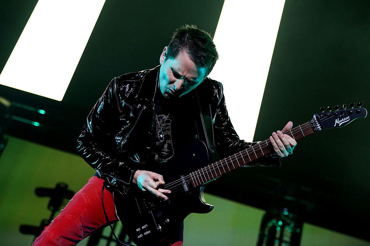 Muse Matt Bellamy Matt Bellamy: Next Muse Album Inspired by 'Protests and Chaos'