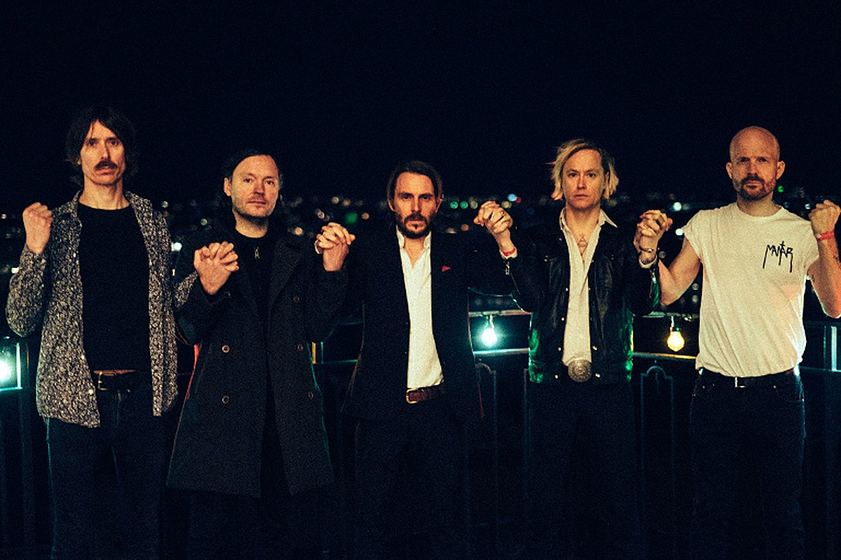 Refused Refused Pull From Swedish House Mafia on 'Born on the Outs'