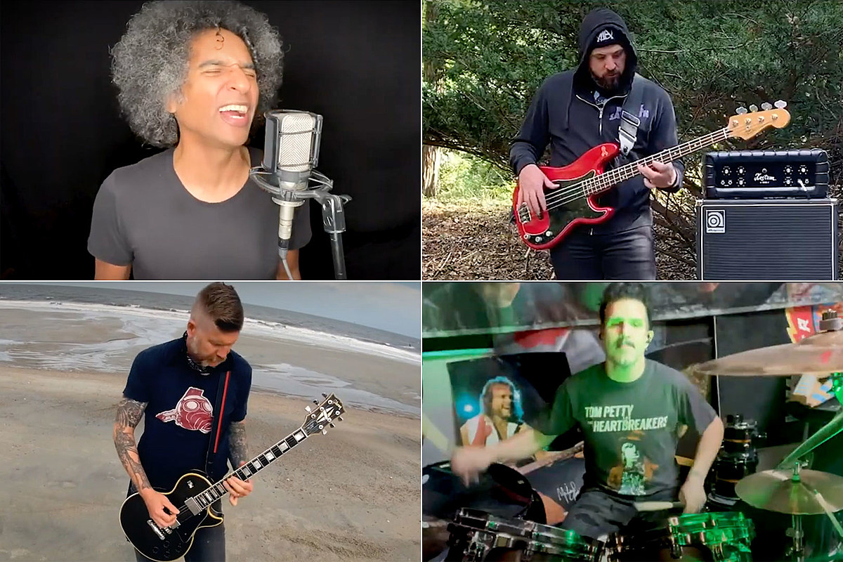 SG Anthrax, Alice in Chains Members + More Cover Soundgarden