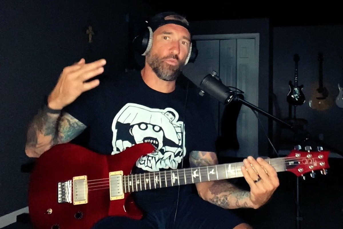 Screen Shot 2020 10 20 at 10.48.12 AM copy Sevendust's Clint Lowery Plays His Favorite Riffs