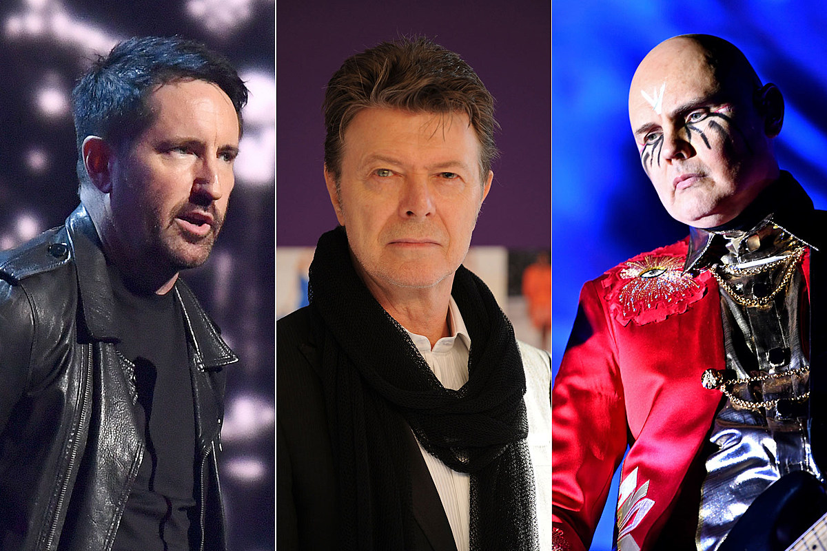 Trent Reznor David Bowie Billy Corgan Trent Reznor, Billy Corgan Lead 2021 Virtual David Bowie Tribute