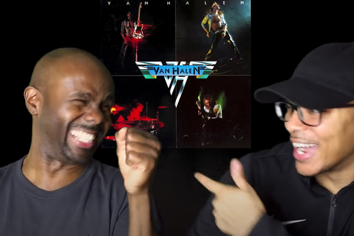 VanHalenReaction What Hearing Van Halen For First Time Feels Like: Reaction Video