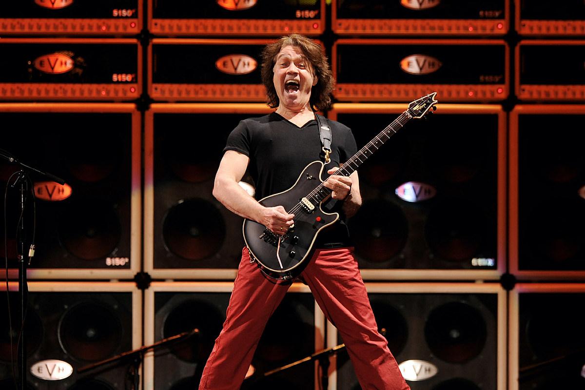 eddie van halen live february 2012 Hear a Glorious Bell Tower Tribute to Eddie Van Halen
