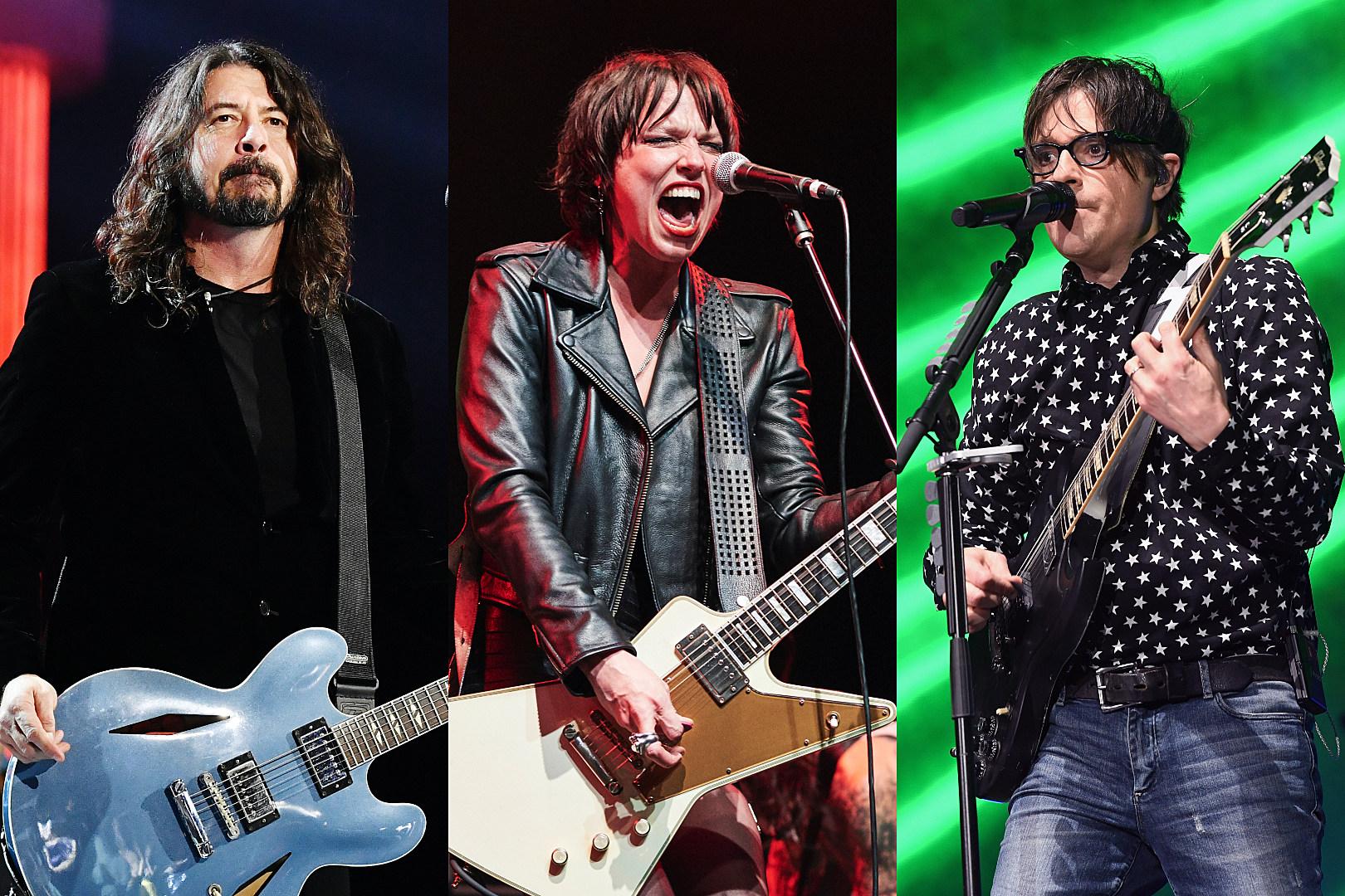 Foo Fighters, Halestorm, Weezer Sign Planned Parenthood Voting Ad