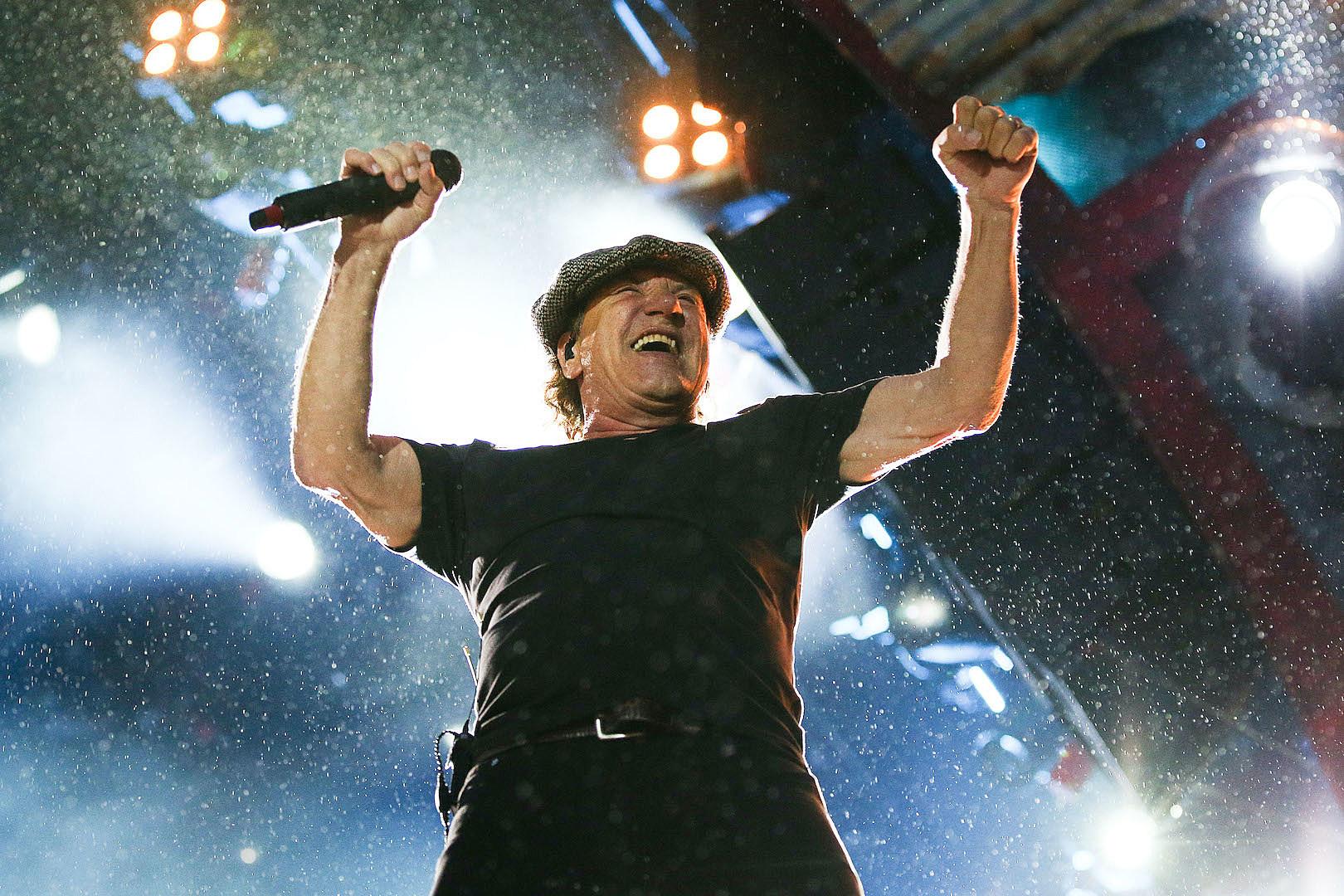 AC/DC Singer Brian Johnson to Issue 'The Lives of Brian' Memoir