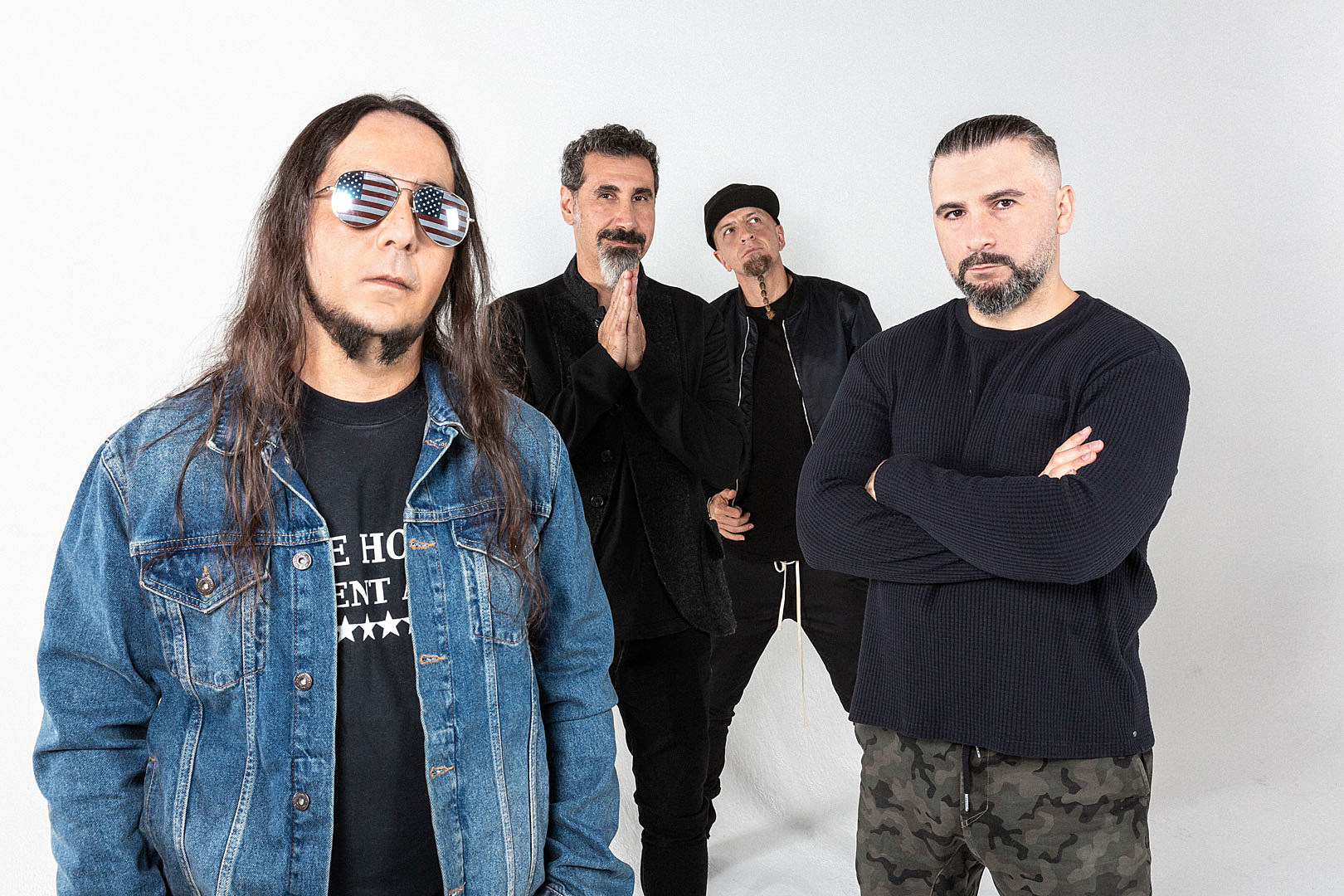 System of a Down Announce Livestream Benefit for Armenian Troops