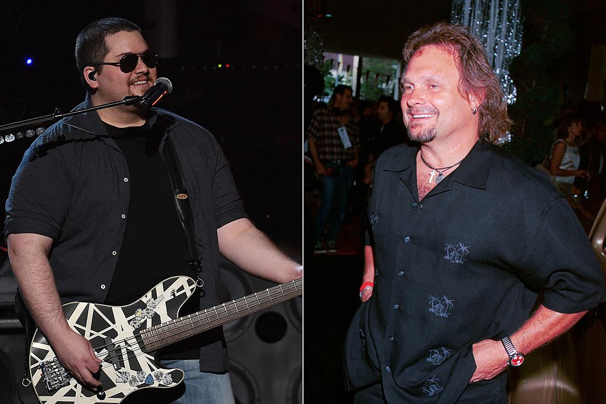 Wolf Van Halen Michael Anthony Wolfgang Van Halen Didn't Take Michael Anthony Backlash Personal
