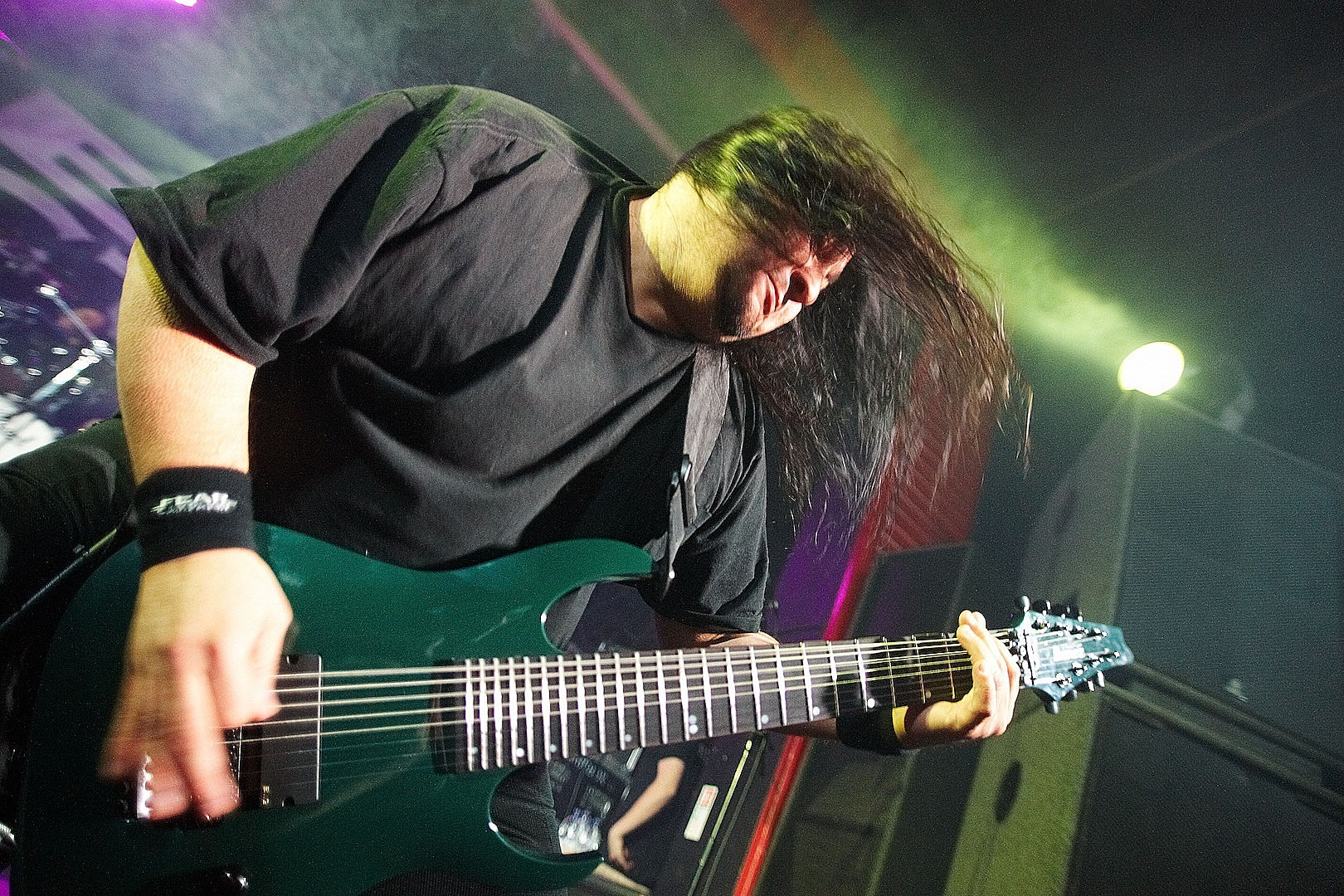 Fear Factory's Guitarist: Bullet Hits Car, Police Investigating