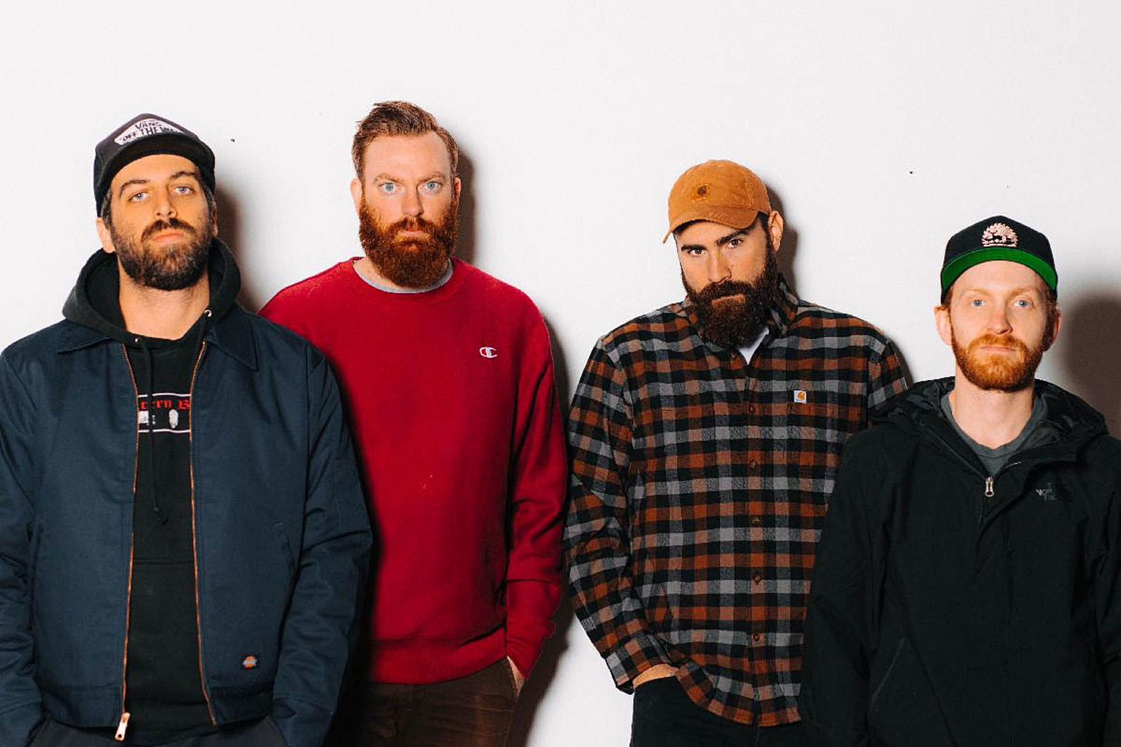 Four Year Strong Make Annual Holiday Show a Livestream Concert