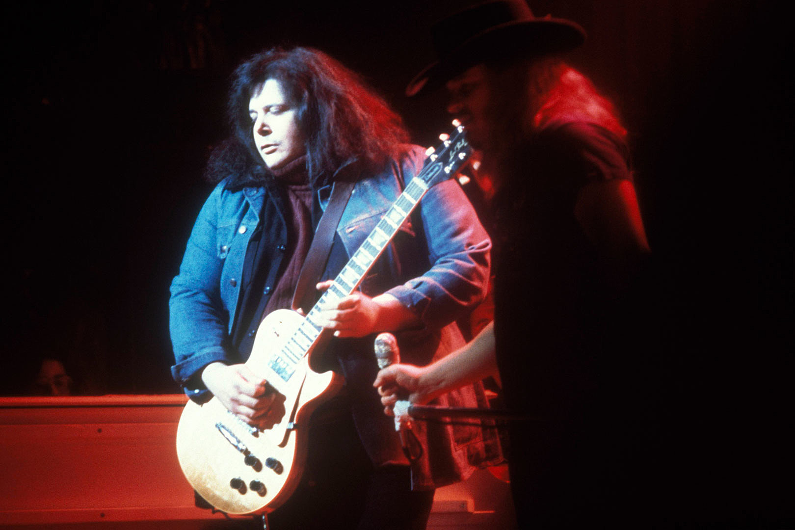Mountain Guitarist Leslie West Has Died